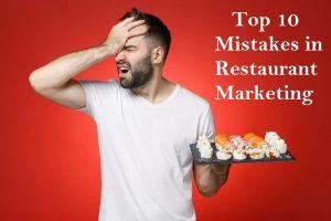 Why Restaurant Company Failed Digital Marketing