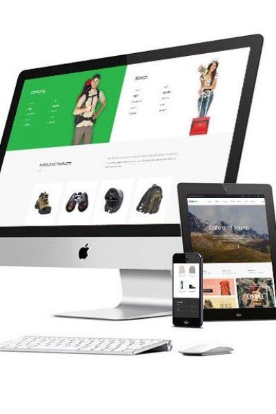 Travel Agent Website Design Bangladesh
